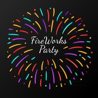 Celebration Fireworks Party