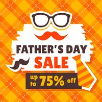Father's Day Sale Design