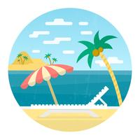 Strandvakantie vakantie