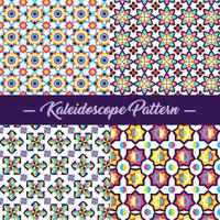 Abstract Kaleidoscope Pattern Vector
