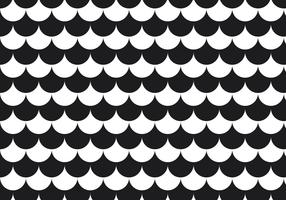 Black And White Circles Pattern