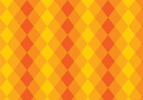Triangle Yellow And Orange Layer Background