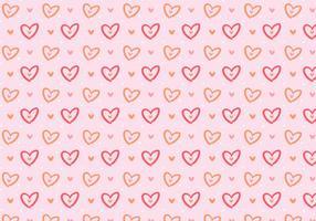 Love Pink Girly Pattern
