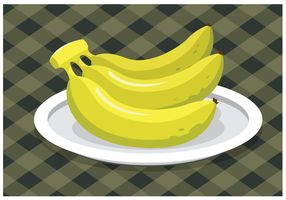 Free Plantain Vector
