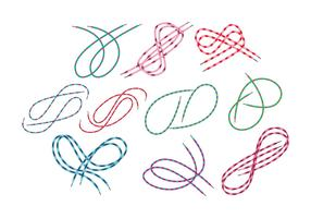 Shoestring Collection Vector