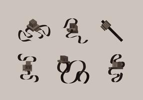 Tefillin Vector Pack