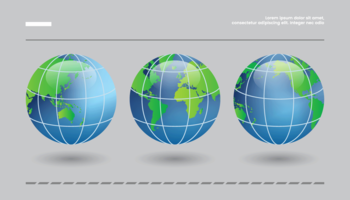 Globus Vektor