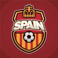 Spainish Soccer Patch