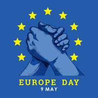 Illustration de l'Europe Day