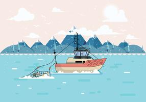 Vector de Deep Sea Fishing Vol 2