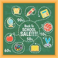 Terug naar schoolverkoop