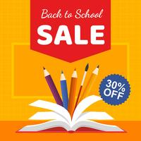 Back to School Sale Book