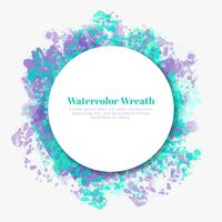 Vektor Aquarell Dekoration