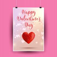 Alla hjärtans dagkort