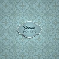 Vintage Muster Hintergrund