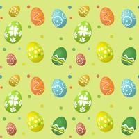 Telha sem costura fundo de ovo de Páscoa