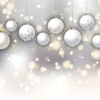 Kerstmissnuisterijen achtergrond
