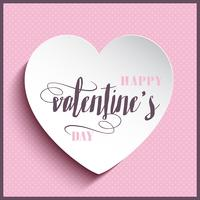 Decorative Valentine's day background