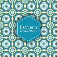 Retro patroonachtergrond