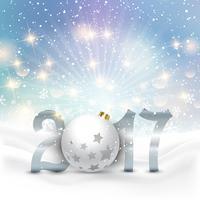 Milou bonne année fond