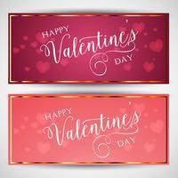 Arrière-plans de la Saint-Valentin