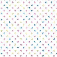 Cute retro pattern