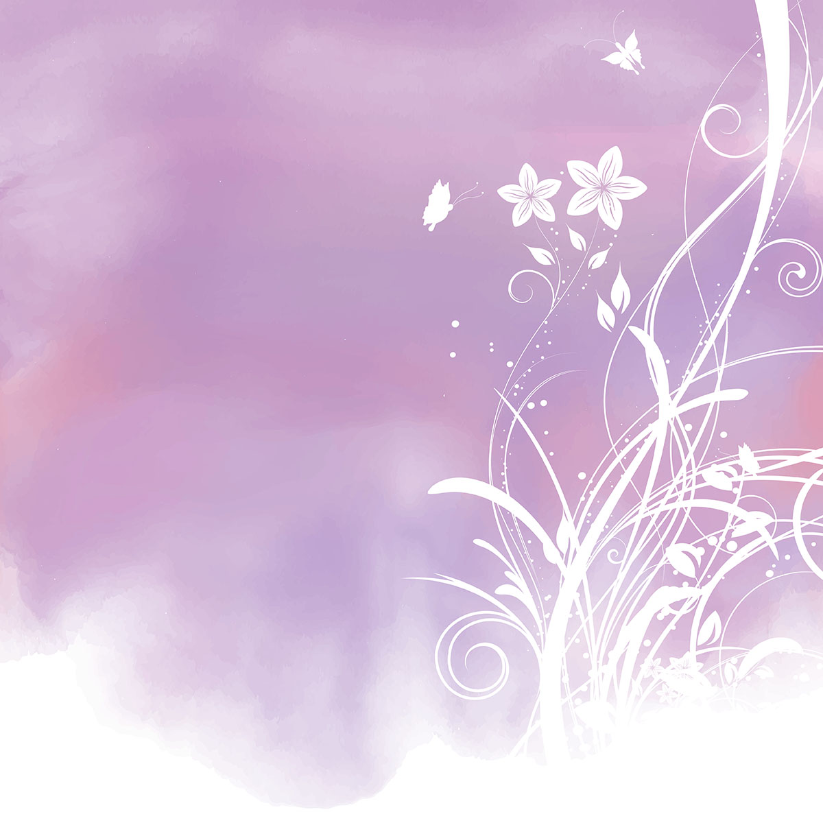 Floral Watercolor Background Download Free Vectors Clipart