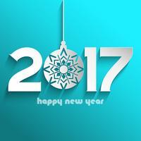 Frohes neues Jahr Spielerei Hintergrund
