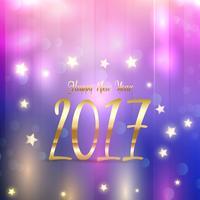 Fond de bonne année