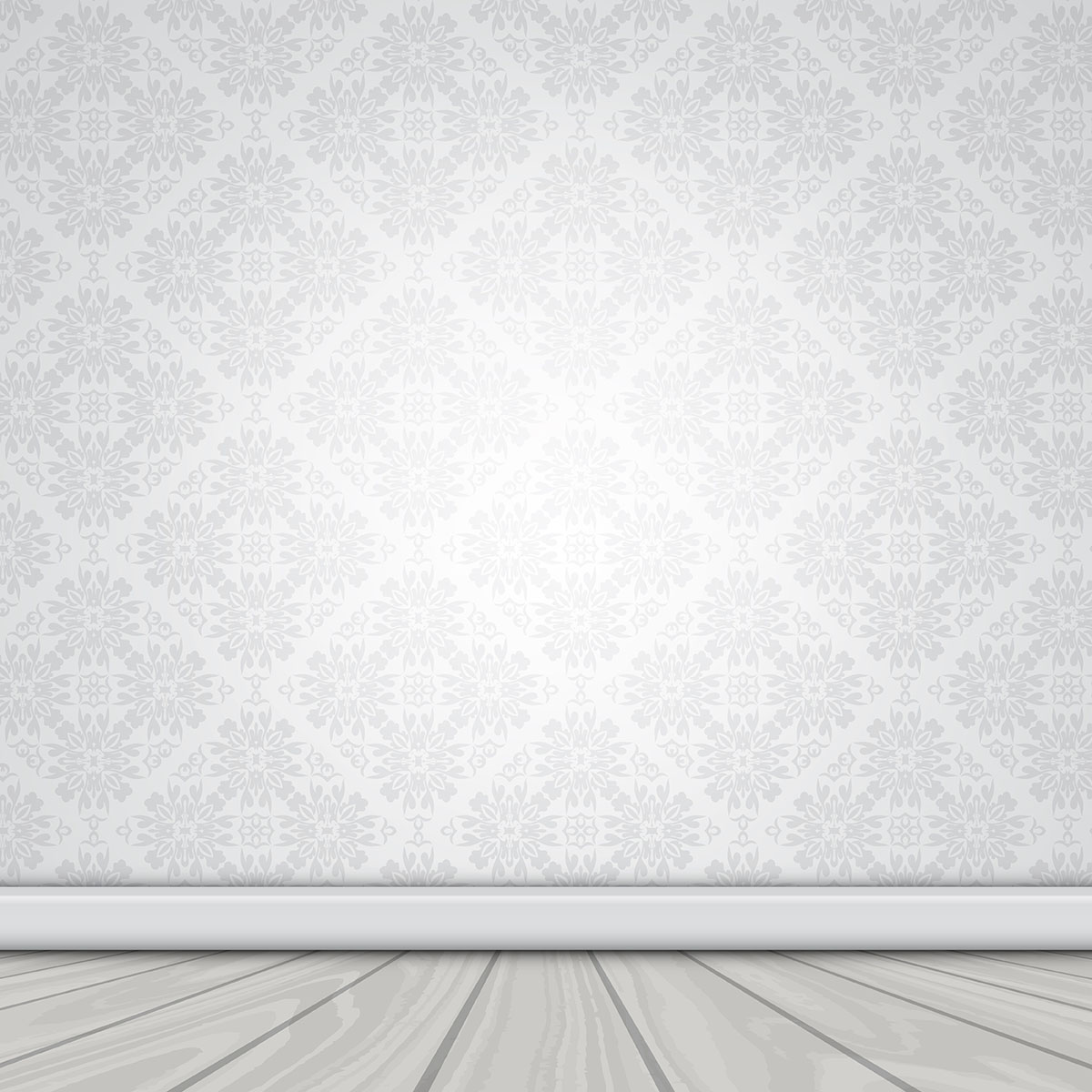 Blank Interior With Wallpaper And Wood Floor Download Free