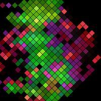 Fondo de mosaico abstracto