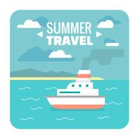 Summer Travel Cruise