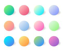 Gradients Vector Set
