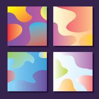 Vetor quadrado de gradientes