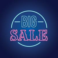 Neon Sign Big Sale