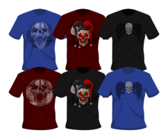 T-shirt do Grunge