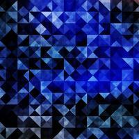 Abstrakt blå bakgrund