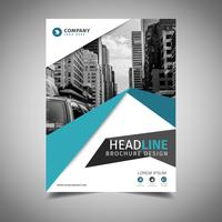 Brochure Blue Creative Business