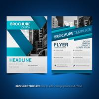 Brochure Ontwerp Flyer Template