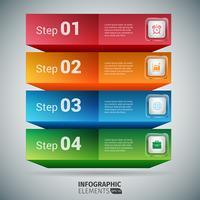 Éléments de conception infographiques