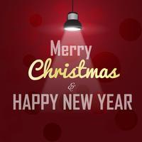 Kerstmis verlicht