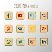 Paper Social Media Collection