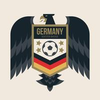 Badges de la Coupe du monde de football en Allemagne