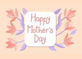 Mother's Day Banner 2 Vectors