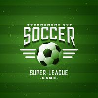 soccer sports football league game background banner