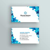 medical or healthcare style business card design