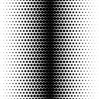 halftone vector dots gradient background