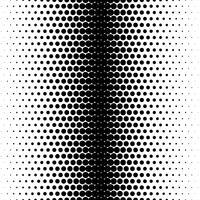 halftone vector dots gradient background