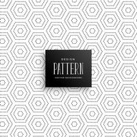 hexagonal subtle dots pattern background