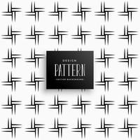 abstracte scherpe lijnen patroon achtergrond